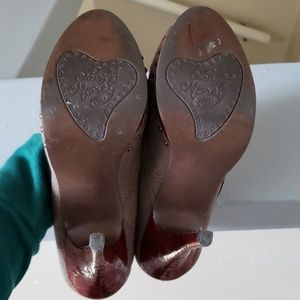 Lucky Monkey Shoes - Heels